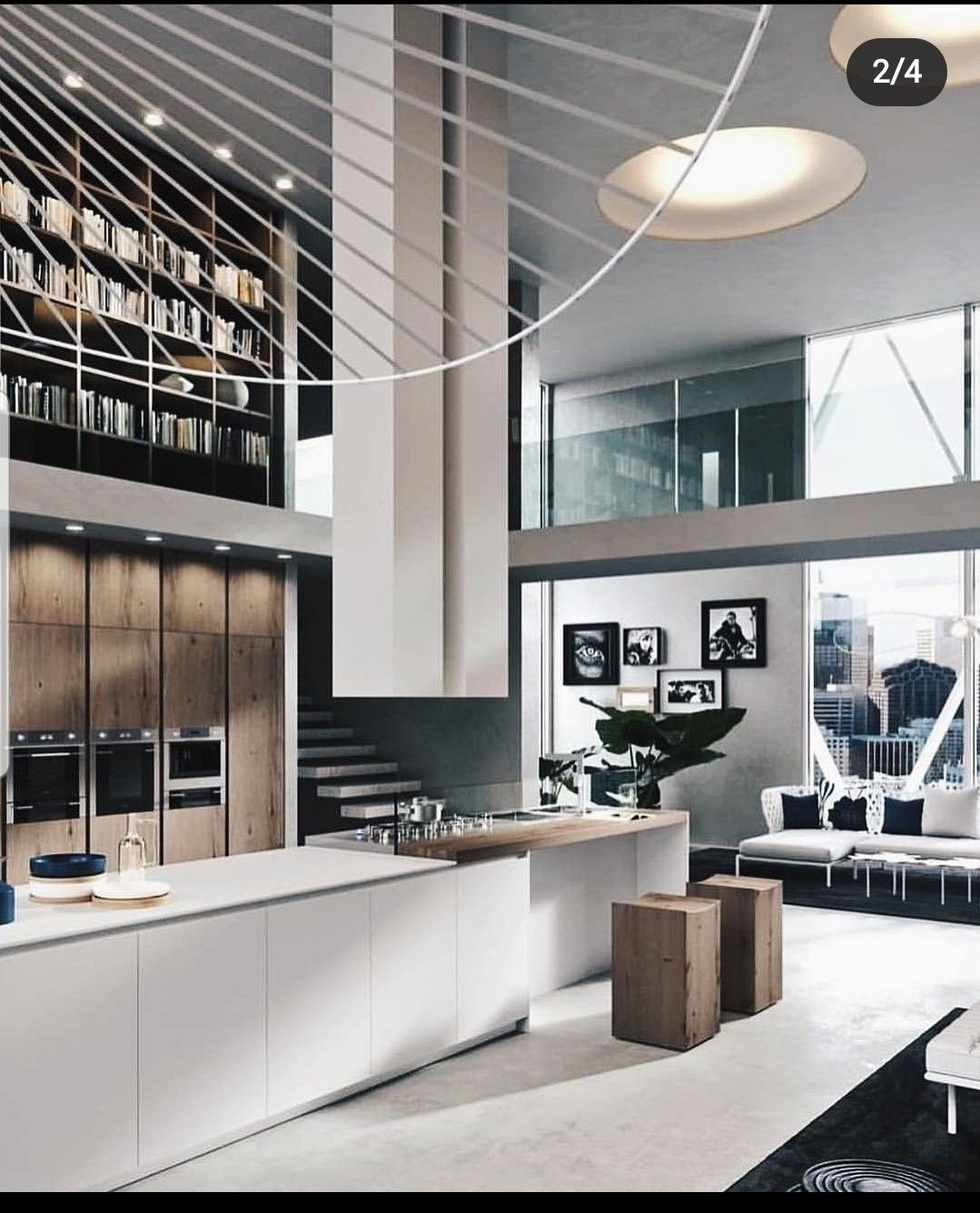 Pin By Lodsigner On Cuisine Kitchen In 2020 Modern Kitchen Design Interior Design Kitchen Home