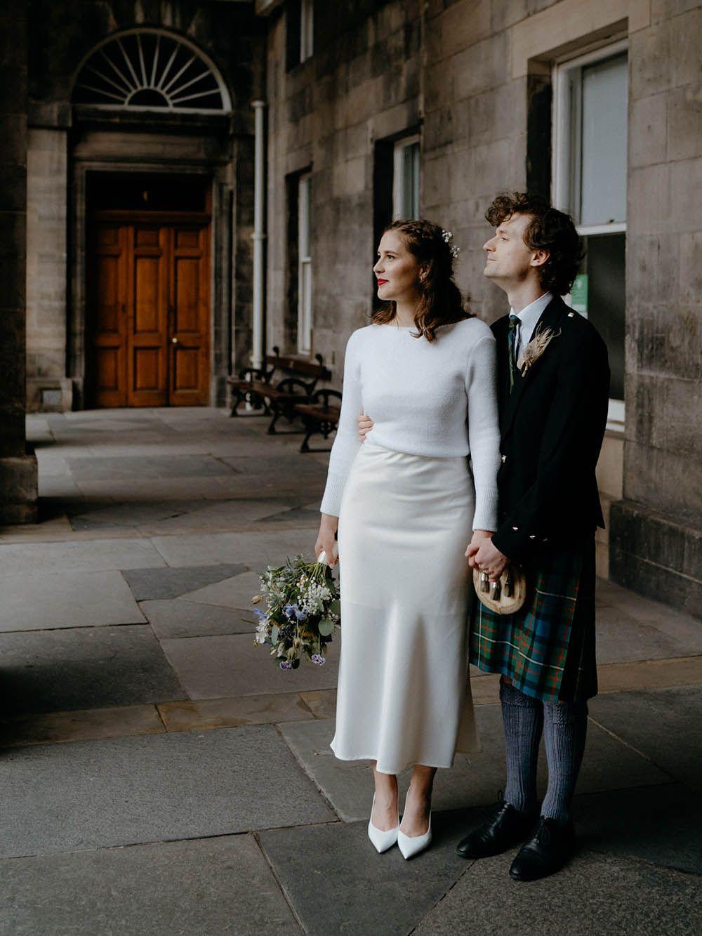 Our Scottish Elopement A lockdownpostponed wedding at