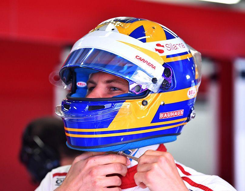 Formula 1 Football Kits On Behance Helmet Design Marcus Ericsson Football Kits