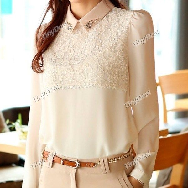 Images of Formal Blouses - Reikian