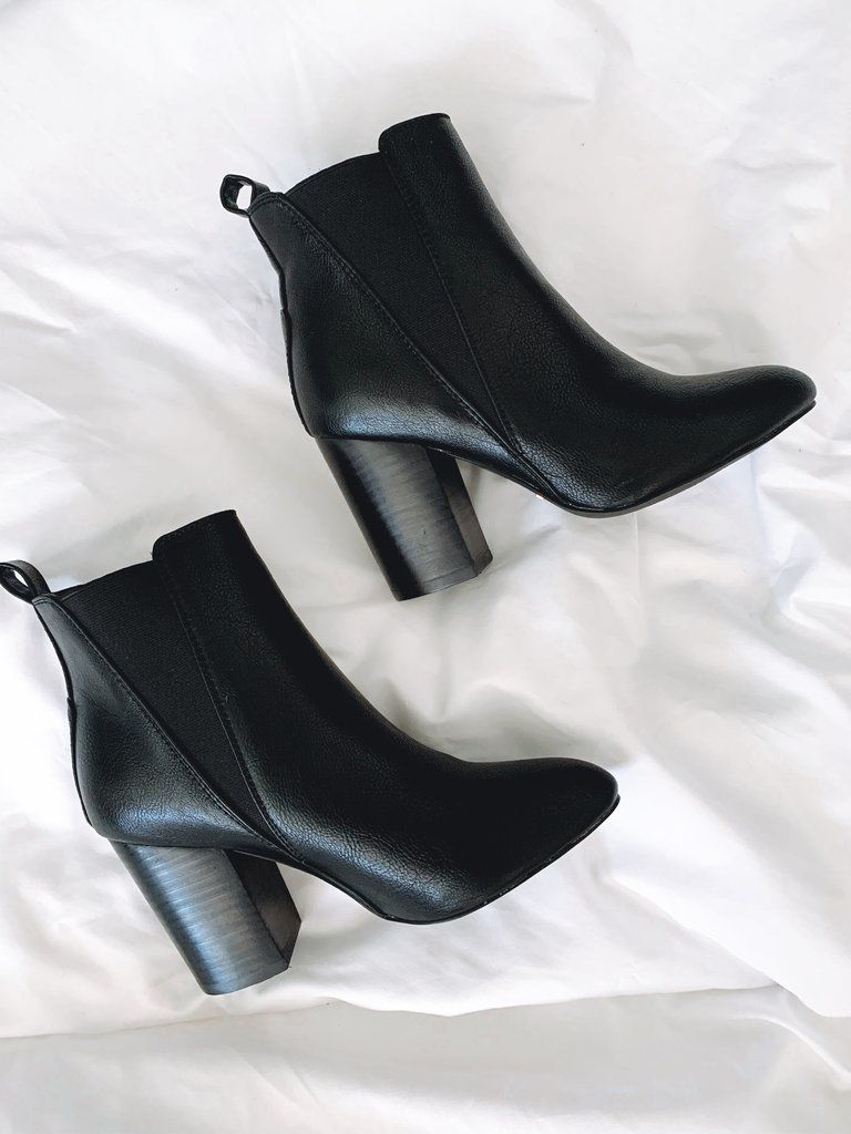 Jonte Boots - Black