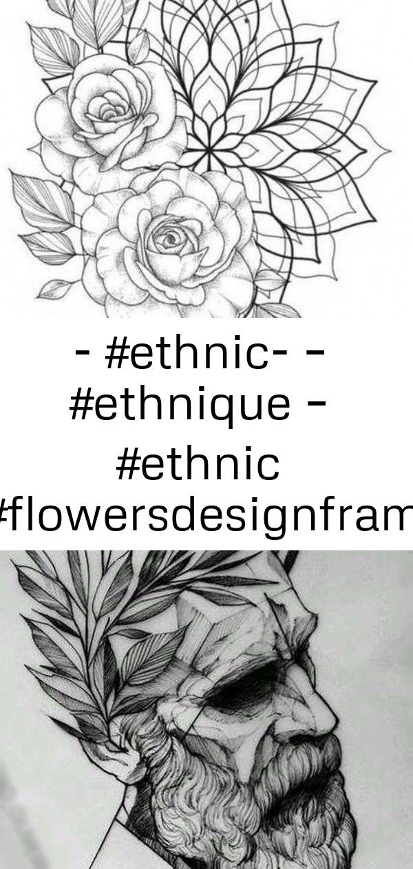 flowersdesignframe 16    flowersdesignframe 62 Best ideas hair women illustration sketch pins unique Geometric Tattoo  Cat tattoo sketch