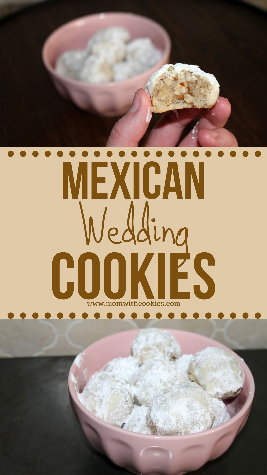 Mexican Wedding Cookies Recipe in 2020 (With images