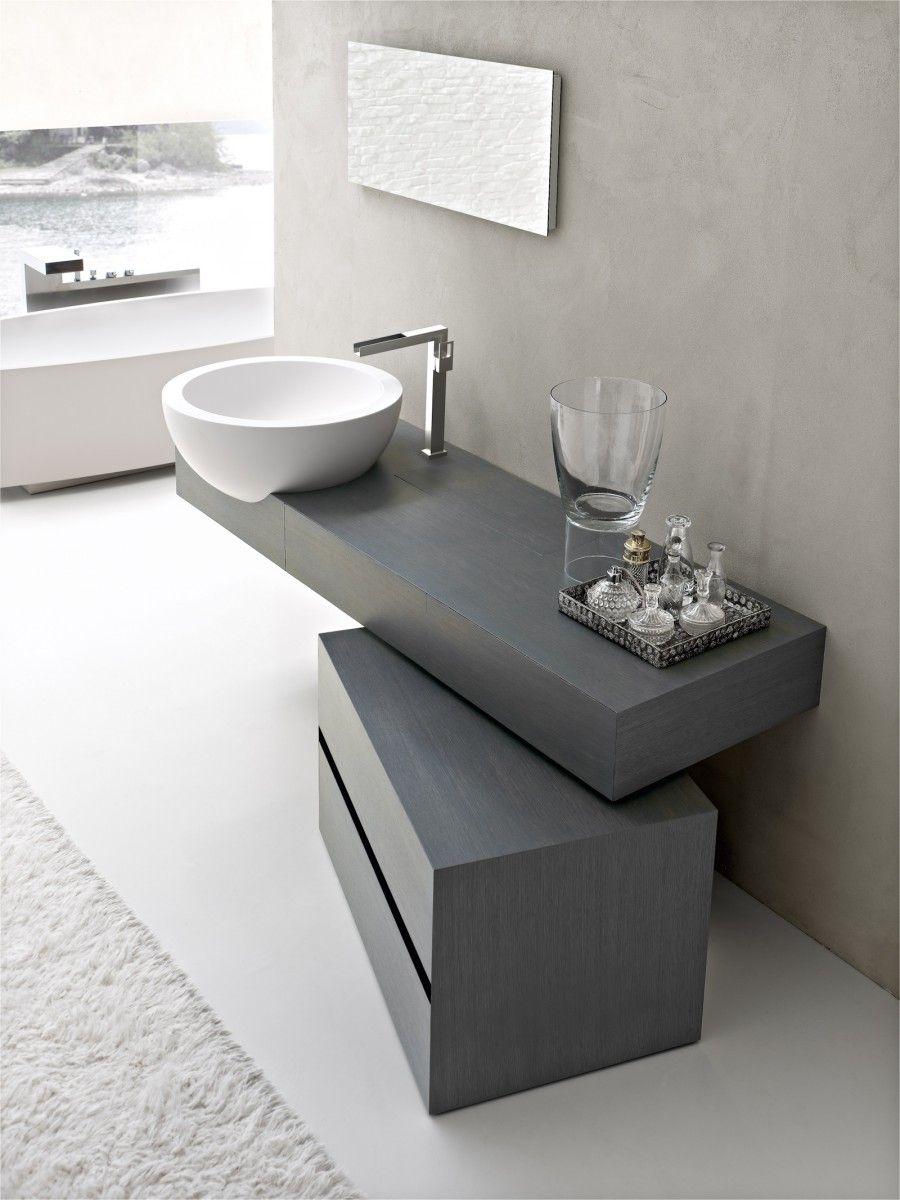 Contemporary minimalist interior design bathroom | Decoración ...