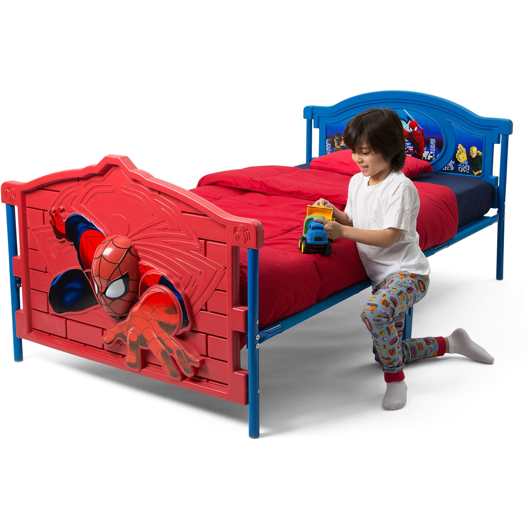Find And Shopping More Baby Care Products At Httpextrabigfoot Inspiration Spiderman Bedroom Furniture Inspiration