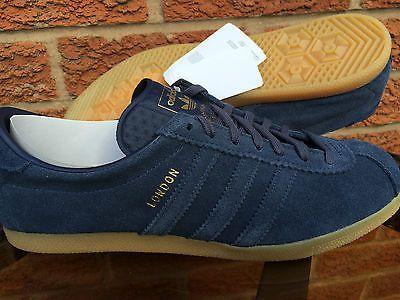 cheap for discount 96207 a638b  Adidas  london uk 11  navy navy gum church c w