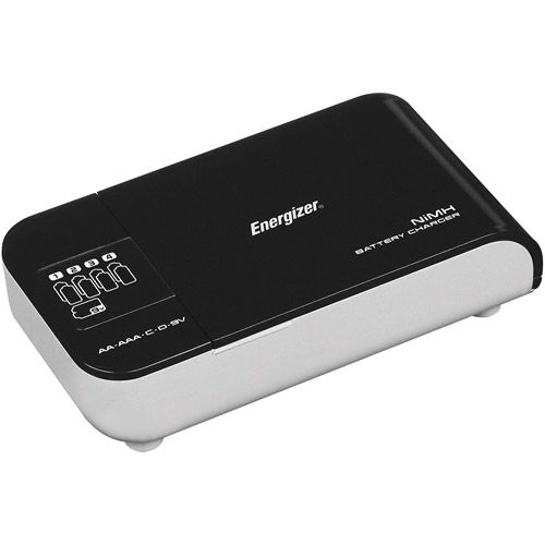 Energizer Recharge Universal Battery Charger Walmart Com Universal Battery Charger Rechargeable Battery Charger Energizer