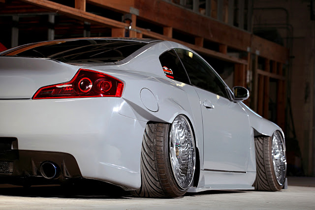 Pin By Brandon Mcmullen On Jdm In 2020 Infiniti Tuner Cars Body Kit
