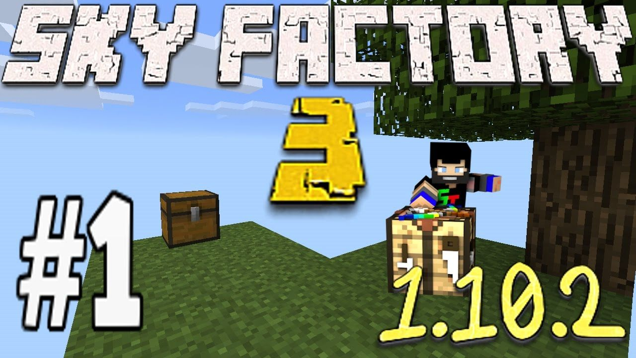 sky factory minecraft mod