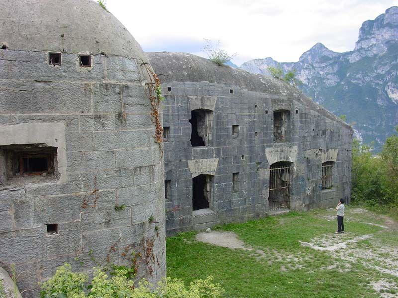 Bunker Monte Brione - Riva del Garda, Trento
