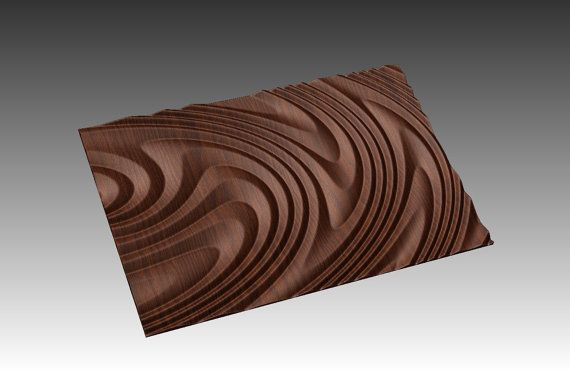 Hey, I found this really awesome Etsy listing at https://www.etsy.com/listing/218174886/wall-panel-3d-model-for-cnc-machining
