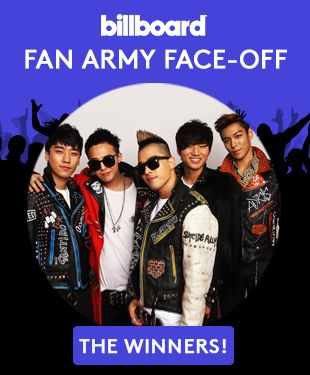 Fan Army Face-Off: And the Winner Is ...   Billboard