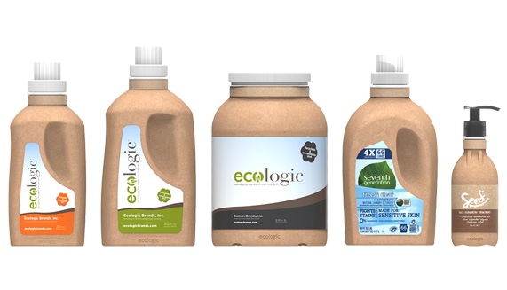 Sustainable Packaging - Recyclable Bottle | Ecologic