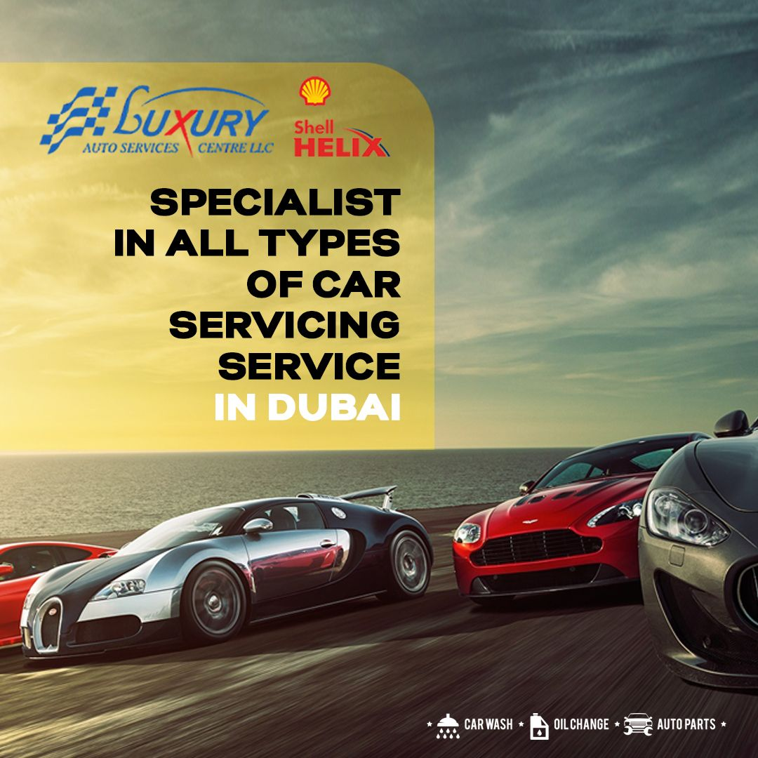 Luxury Car Service In Dubai Auto Service Dubai Cars Dubai