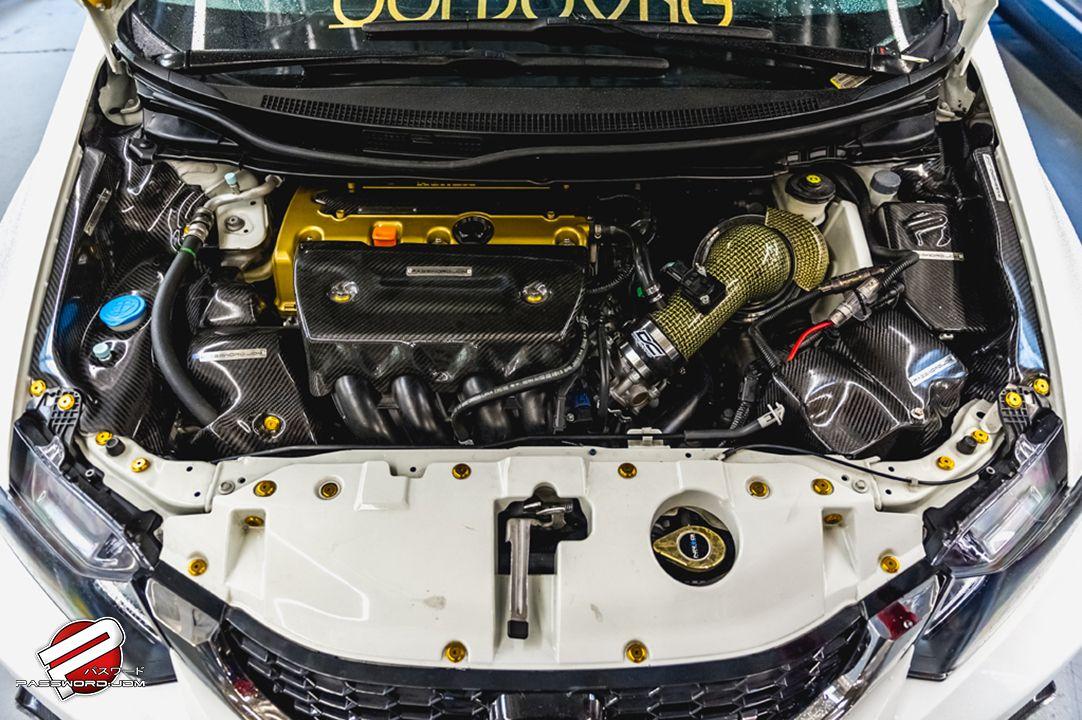 Engine Frame Shield Honda Civic Si Honda Civic 2015 Honda Civic