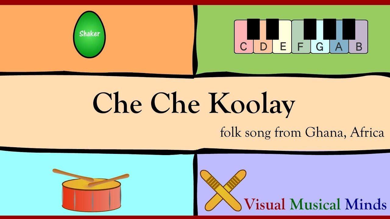 Che Che Koolay An Orff Arrangement Music Lesson Plans