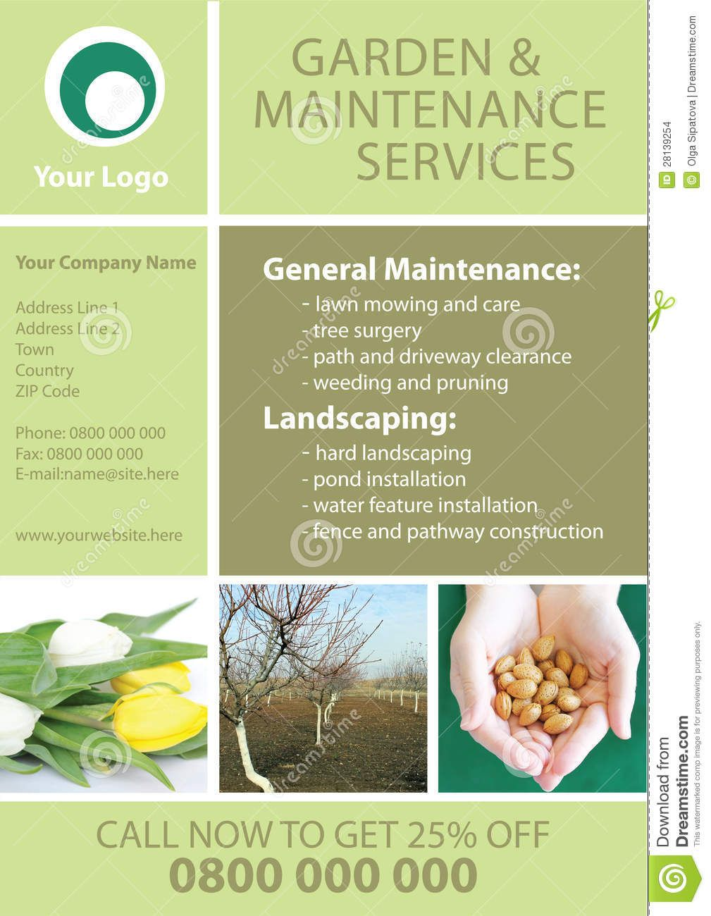 pin by canva layouts on lawn care flyers pinterest flyer