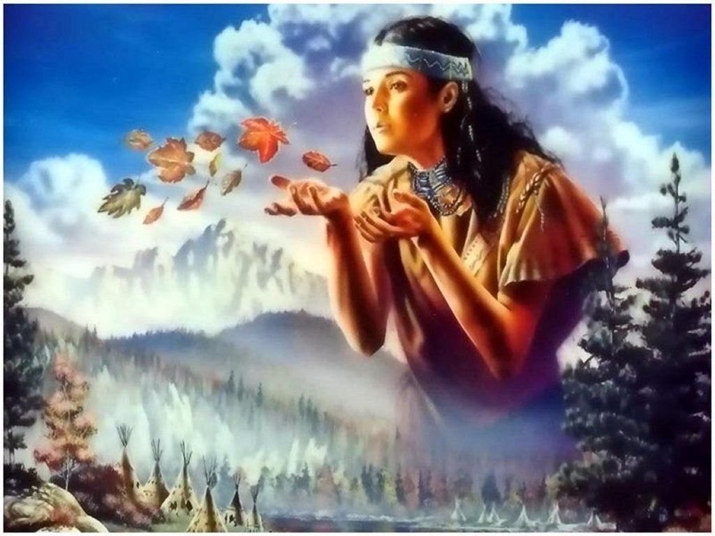 Free Native American Wallpapers | Jerry's Native American wallpaper page
