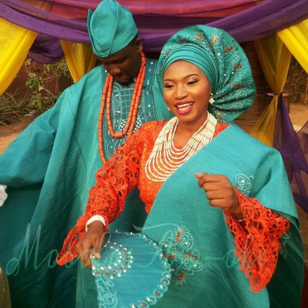 teal and orange asooke asooke tins pinterest aso