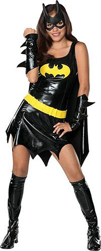Déguisement batgirl pour adolescente  mini jupe en vinyle  idée costume Super Héros / comics  sc 1 st  Pinterest & Déguisement batgirl pour adolescente : mini jupe en vinyle ...
