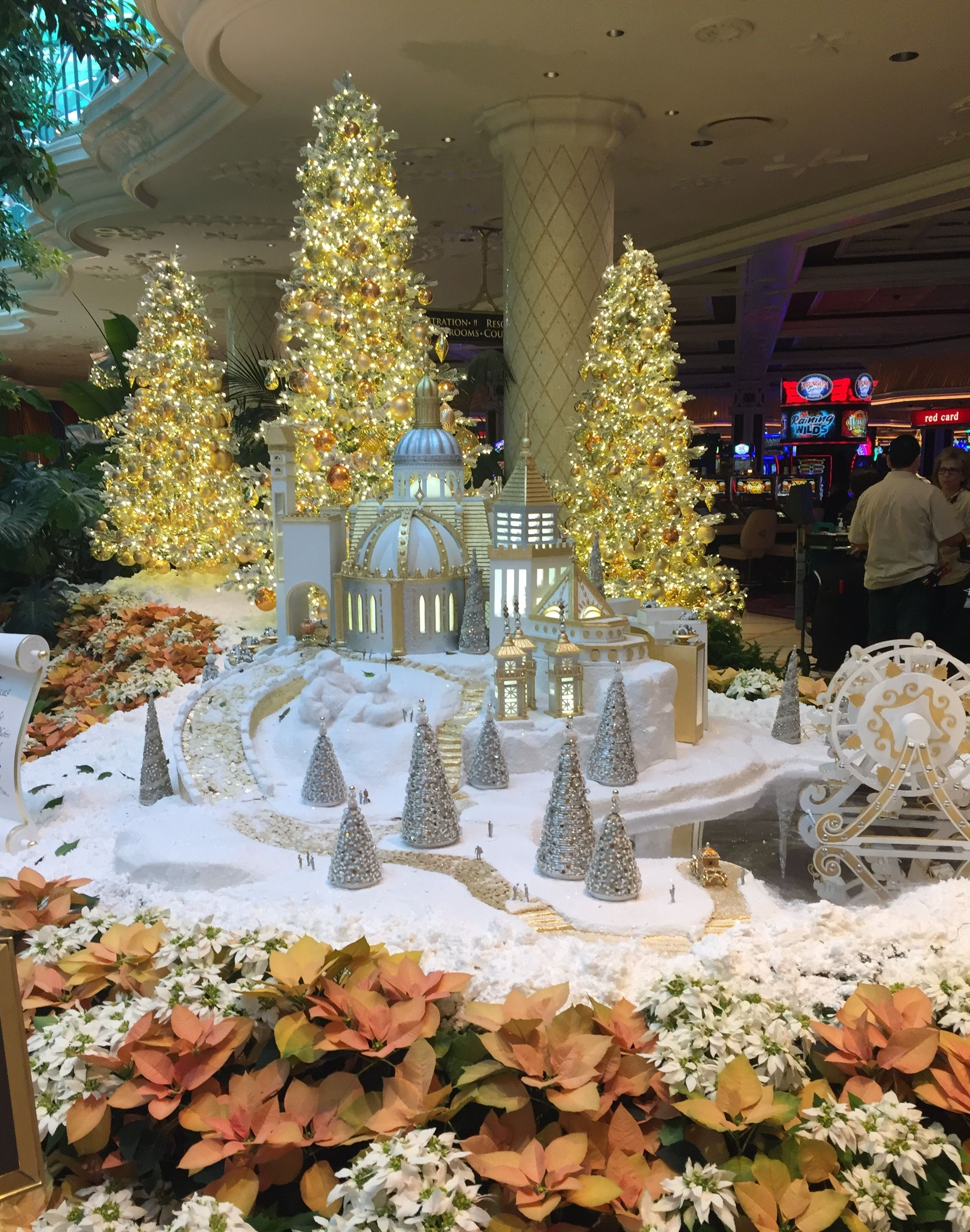 Christmas at the Wynn Las Vegas 2016 Holiday s