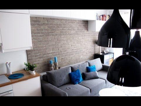 Szybkie Metamorfozy Odc 57 Salon Z Kuchnia Metamorfozy Wnetrz Aranzacja Salonu Z Kuchnia Youtube Home Decor Home Decor