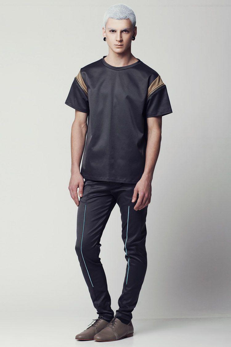 Eliran Nargassi Spring Summer 2014 Menswear Collection