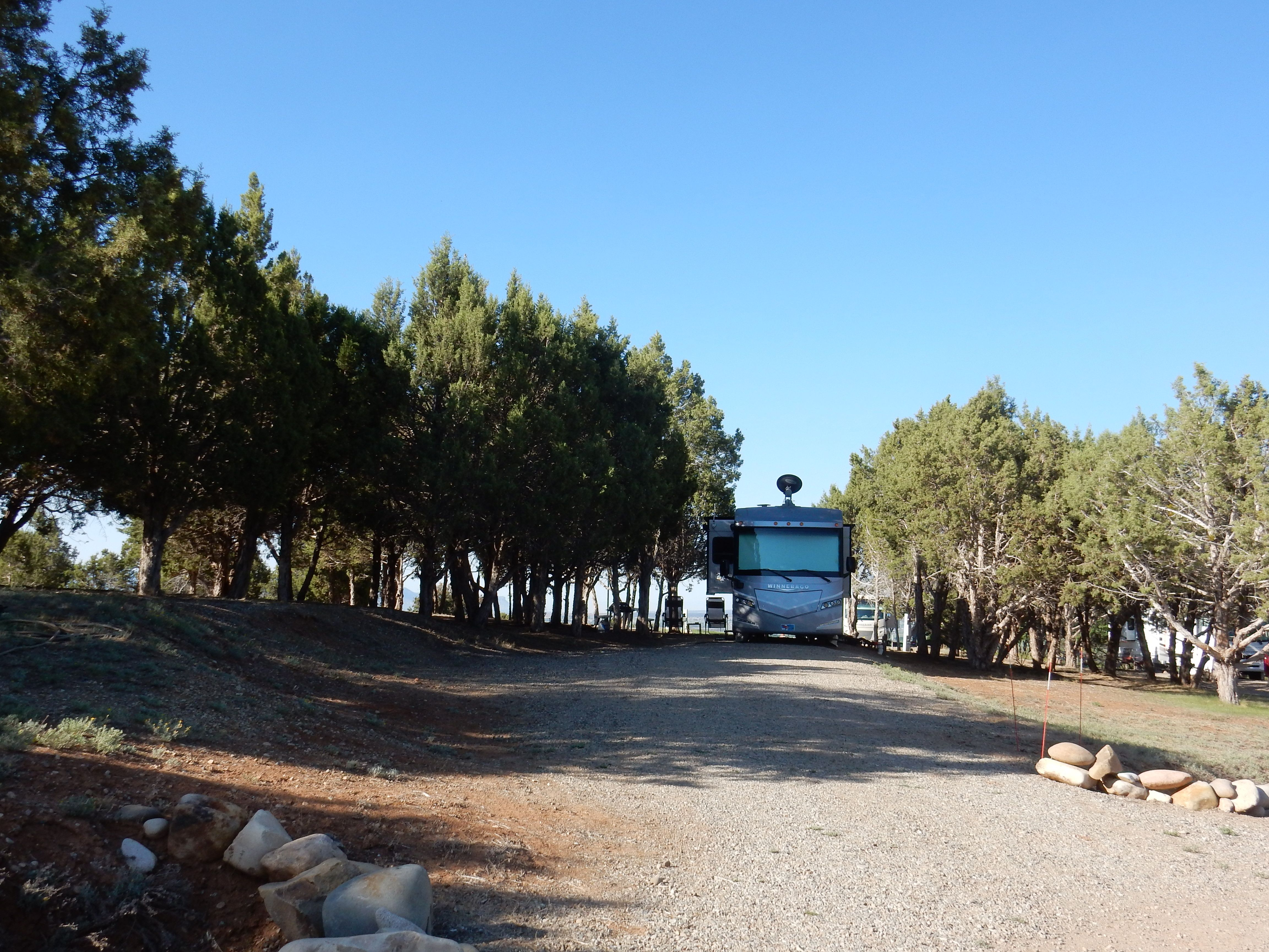 Extremely Spacious Rv Sites At The Views Rv Park Campground Near Dolores Southwest Co Rv Parks And Campgrounds Rv Parks Camping Colorado