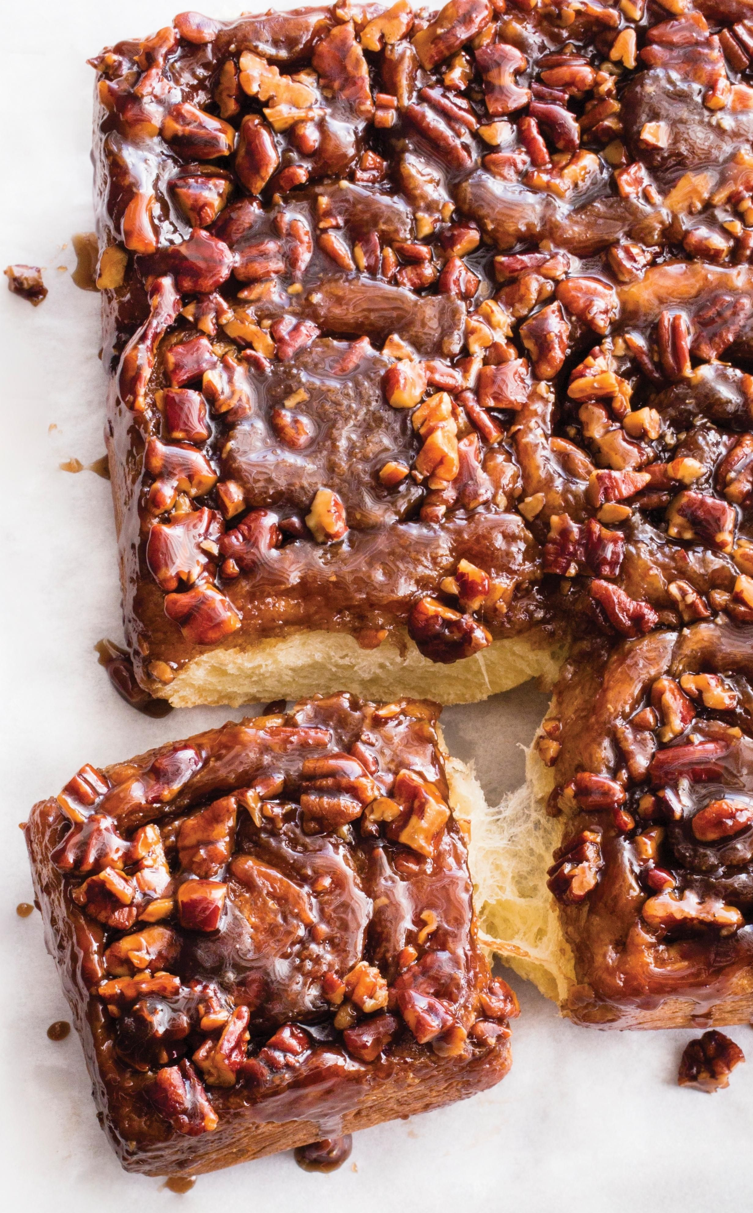Sticky Buns. One of our most popular recipes of the year ...