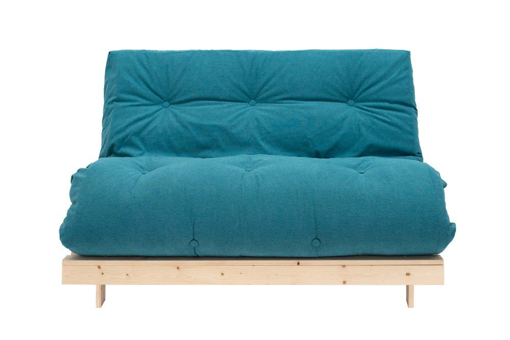 The Senjo Futon Sofa Bed Has Joined Our Collection Of Great Value Futons Compact Comfy And Ticks The Box For Use In Your Fabric Sofa Bed Futon Futon Sofa Bed