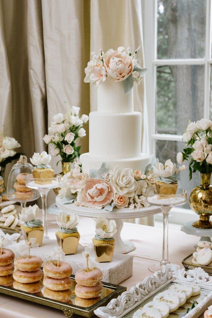 3c55494043e4 Afternoon Tea Inspired Wedding at Graydon Hall Manor