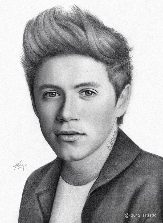 #2 - Niall art