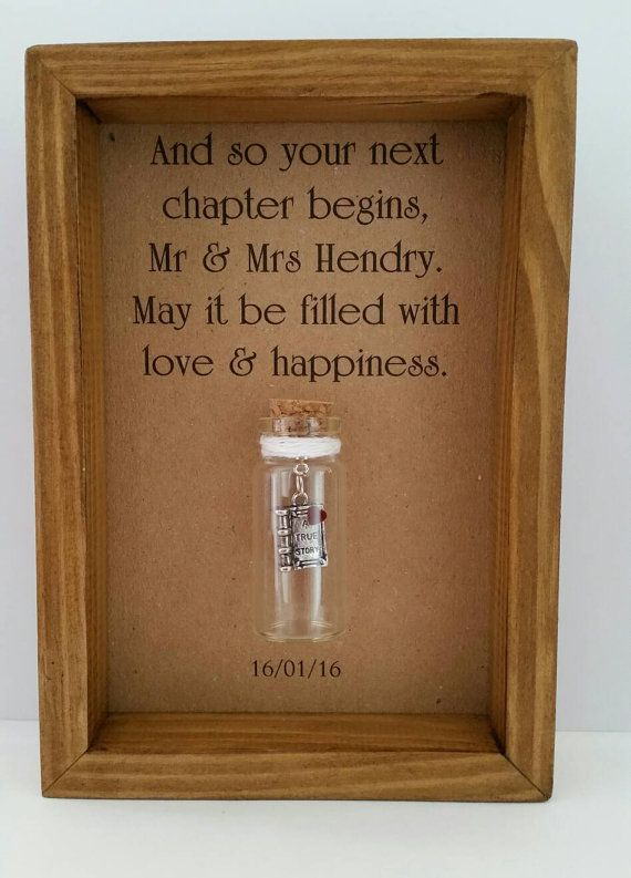 Unique Wedding Gifts Personalised Wedding Print Wedding Gift Add