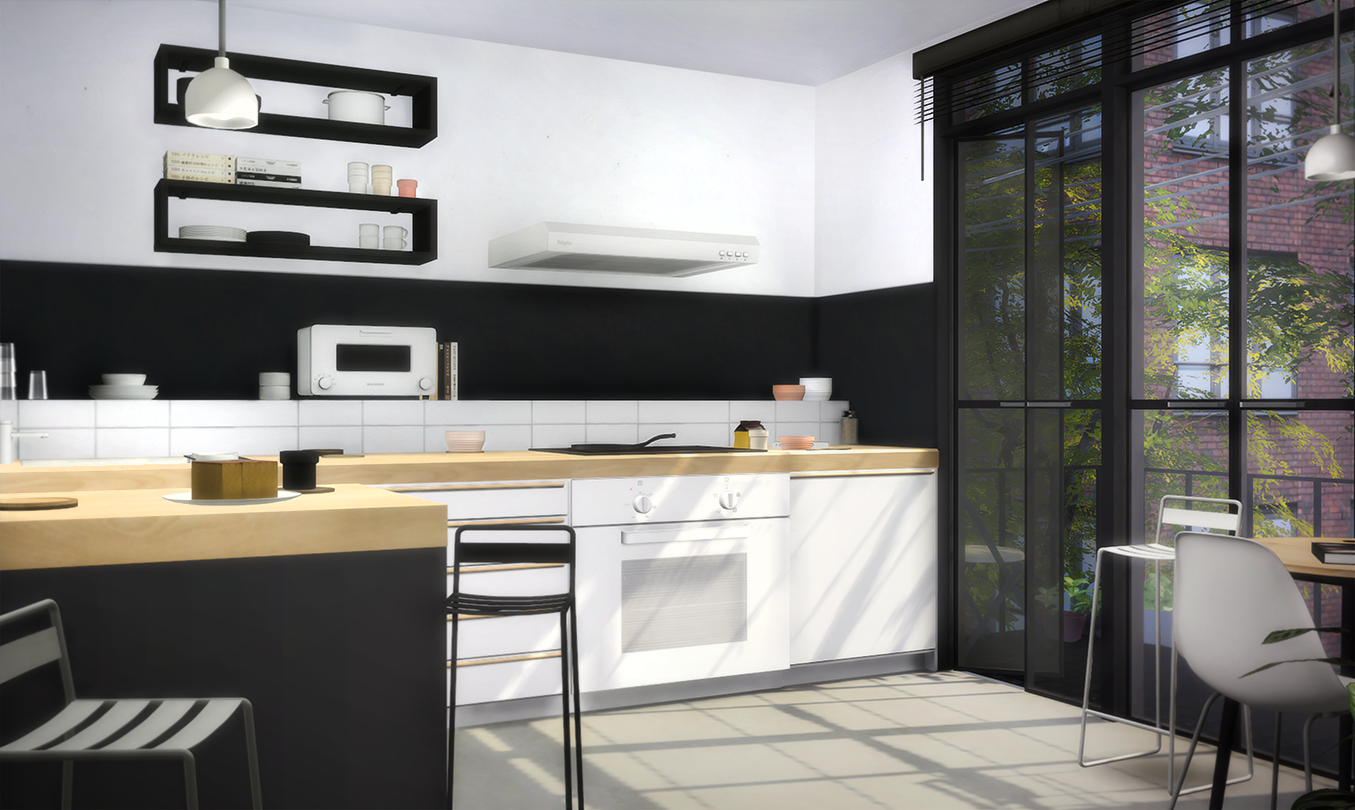 Esszimmer Sims 4 Nival Kitchen Slox Sims 4 Updates Pinterest Sims 4 Sims