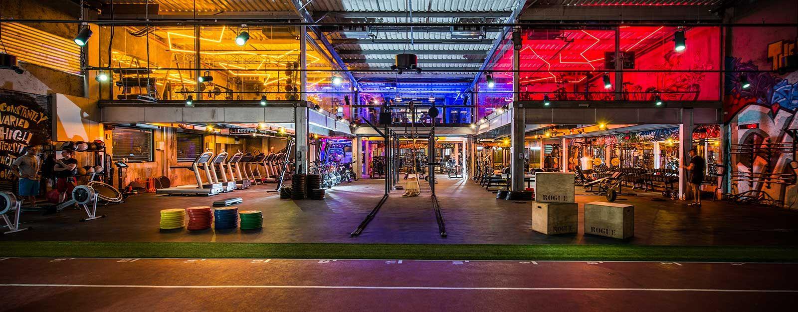 The Warehouse Fitness Center LLC Dubai, UAE Gym