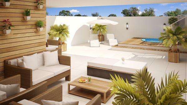 Residencial Taranto - Lounge
