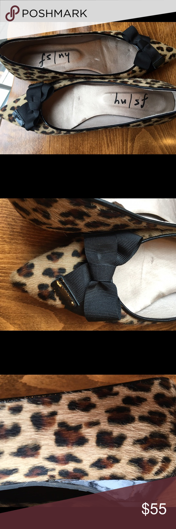 28ee57eb34b French Sole Ballet Flats Perfect point