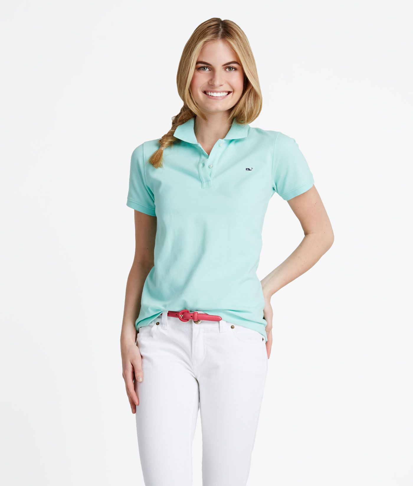 Women 39 S Polo Shirts Classic Short Sleeve Polo Shirt