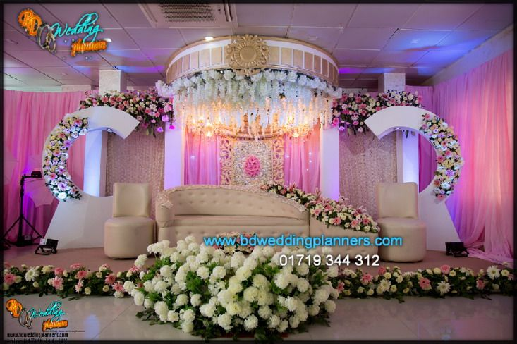 Wedding reception stage decor bd bhuvan pinterest stage wedding reception stage decor bd junglespirit Images