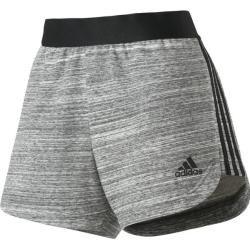 Photo of Adidas Damen Shorts Mh Hthr, Größe Xl in Grau/Melange/Schwarz, Größe Xl in Grau/Melange/Schwarz adid