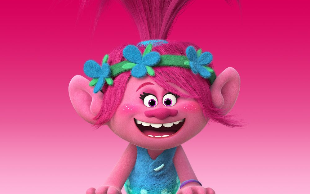 Trolls 3d animation movie trailer photos and wallpapers trollsss