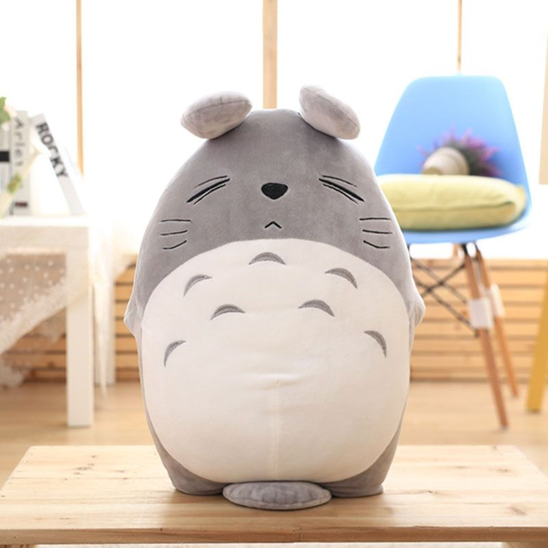77fe1e7c07 super soft 60cm Totoro plush toy penguin stuffed soft doll cute big animal  plush toy kids baby toy gift for children - free shipping worldwide