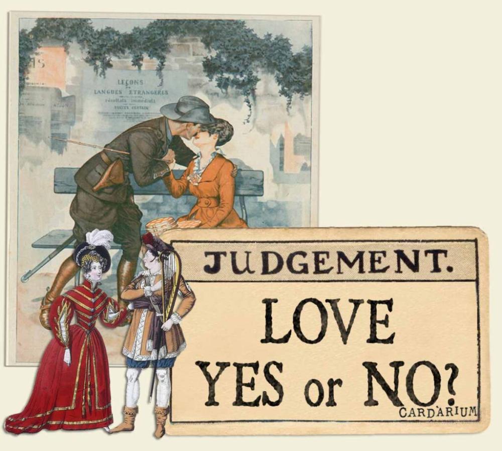 Judgement Tarot Card Yes Or No Love Cardarium Judgement Tarot Card Judgement Tarot