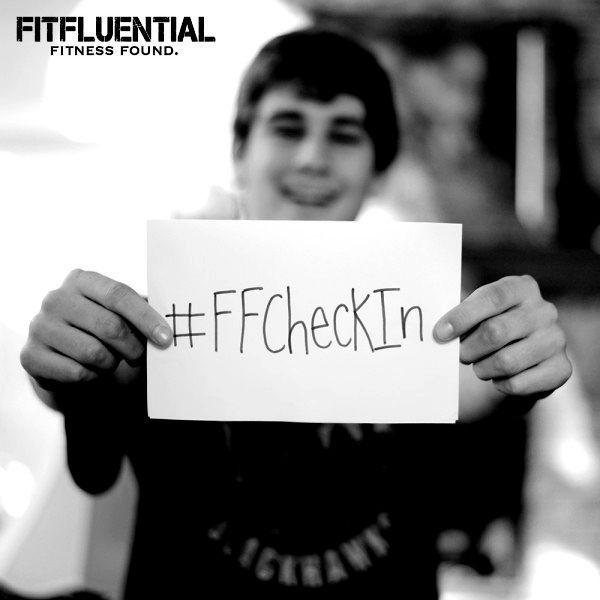 @FitFluential #FFcheckIN encouragement. #fitfluential