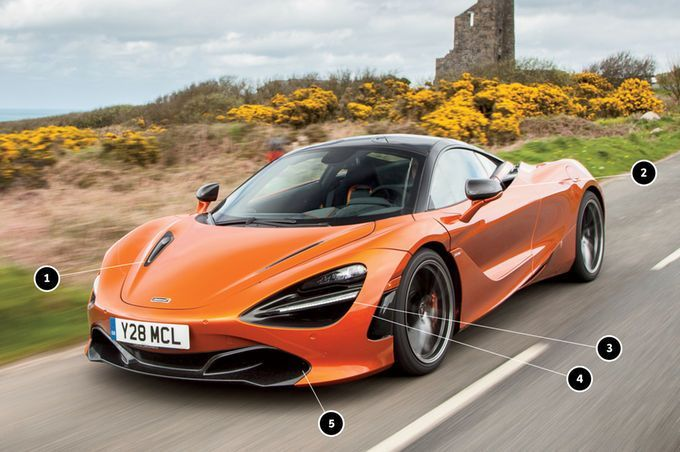 2018 mclaren gt.  Mclaren The 2018 McLaren 720S Is A Beautiful Sleek GT Car Possibly The Most  Aerodynamically Throughout Mclaren Gt