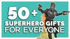 50+ Superhero Gifts for Everyone #superherogifts