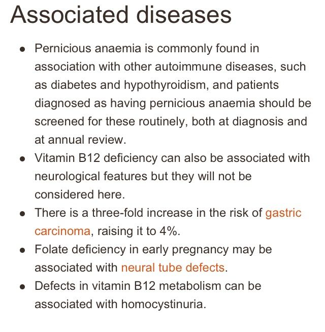 a study of pernicious anemia Pernicious anemia nclex review what is pernicious anemia pernicious anemia is a form of vitamin b 12 anemia that is an autoimmune condition where the body does not produce intrinsic factor, which plays a role in absorbing vitamin b 12 pathophysiology of pernicious anemia.