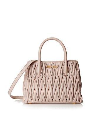 Miu Miu Women s Borsa Matelasse Bag, Rosso   Purses and Handbags ... 275dc421ca