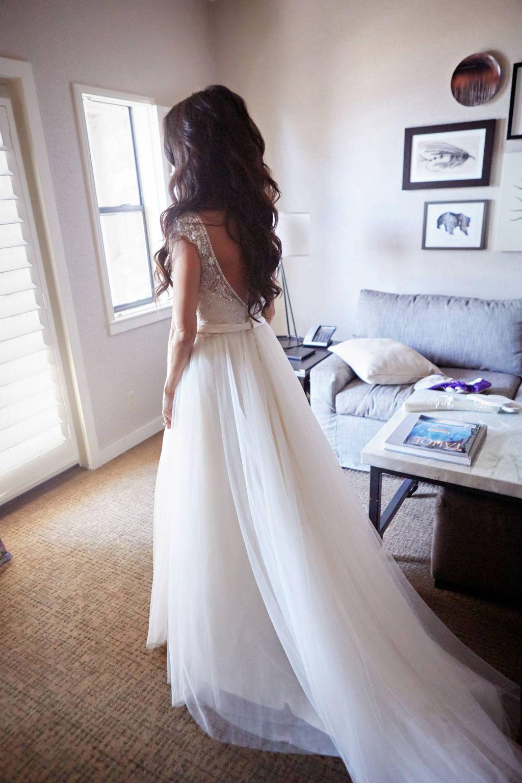 Mori Lee 5476 Wedding Dress Used Size 6 550 Wedding