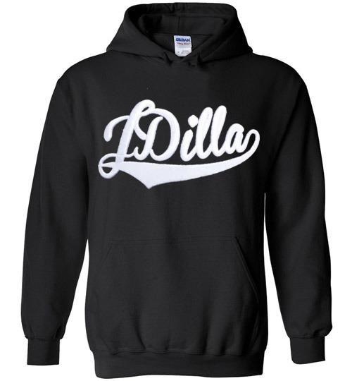 J dilla black and white dresses